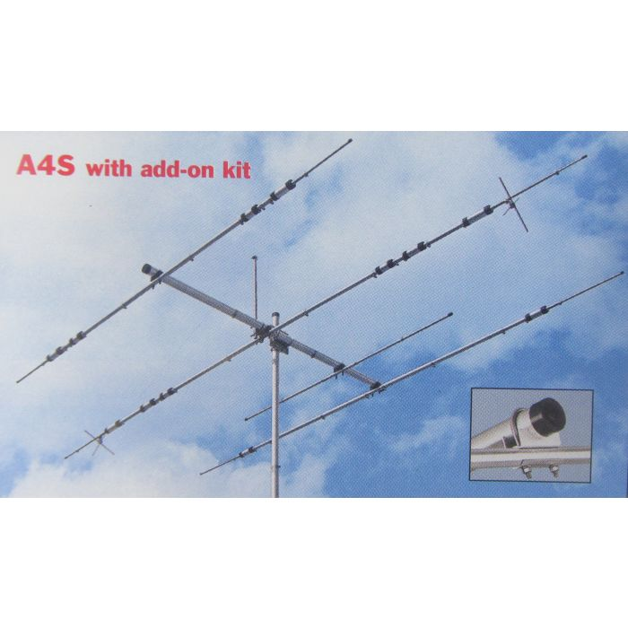 Cushcraft A-744 30m//40m Add-On Kit for A4S Antennas