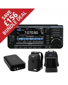 Icom IC-705 - BUNDLE DEAL (AH-705 & LC-192)