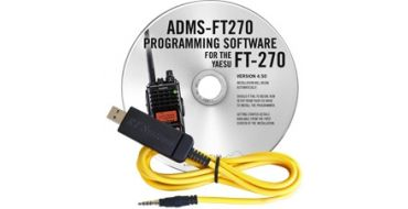 RT System FT-270 Programming Software