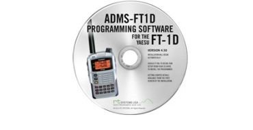 Yaesu FT-1D programming software