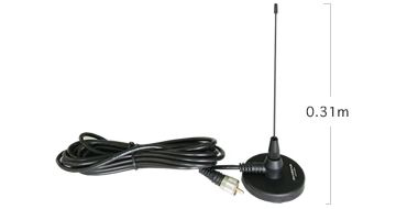Diamond MC201  VHF/UHF Mobile Whip Antenna