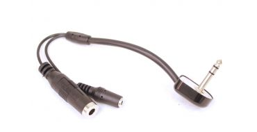 Heil AD-1-C Headset Adapter Cable
