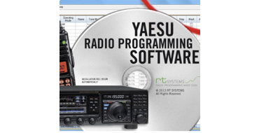 RT Systems FT-817 Programming Software