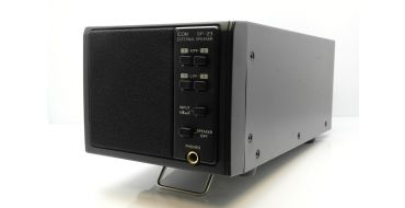 SP-23 Icom Base station speaker with 4 audio filters, headphone jack