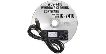 IC-7410 Programming Software