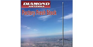Diamond X-5000 2m/70cm/23cm Fixed Station Vertical Antenna