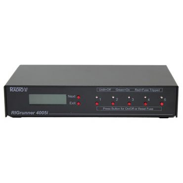 RR/4005I Monitor and control DC power distribution system