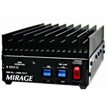 Mirage A-1015-G VHF AMPLIFIERS,10W IN-150W OUT,50-52 MHZ