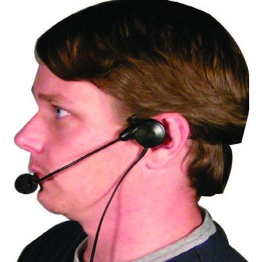 MFJ-282K NECK/HEADSET, BOOM MICROPHONE, KENWOOD/WUX