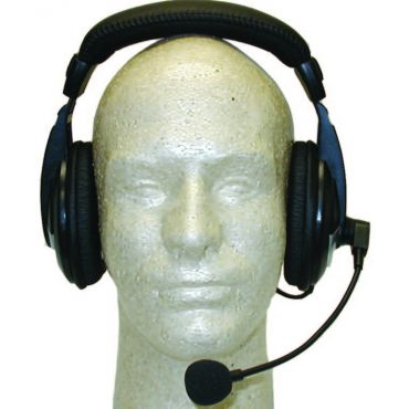 MFJ-393MK COMMUNICATION HEADSET, KENWOOD, 8P MODULATOR
