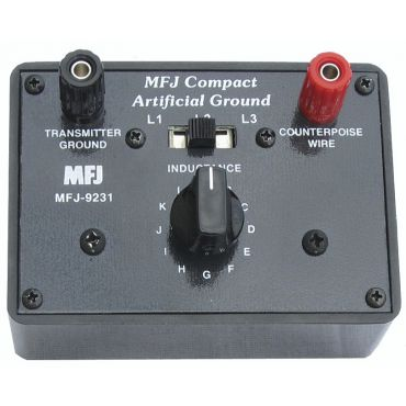 MFJ-9231 QRP ARTIFICAL GROUND
