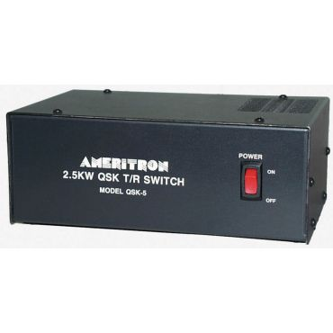 Ameritron QSK-5X EXPORT MODEL, TRANSMIT/RECEIVE SWITCH 220/240 VAC