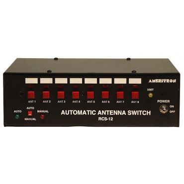 Ameritron RCS-12CX AUTOMATIC ANTENNA SWITCH , CONTROLLER, 220V