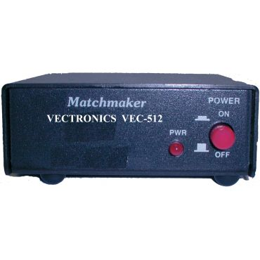 Vectronics VEC-512 TUNER, TUNING AID