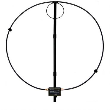 Alex Loop Antenna  for Portable Operatopm 7MHz - 30MHz  20W Transmit Power