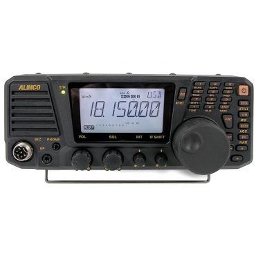 Alinco DX-SR9 100W HF Transceiver with SDR Technology