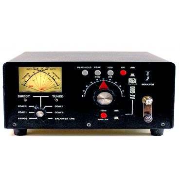 Palstar AT-500 Differential Manual Antenna tuner  600W  160m - 6m