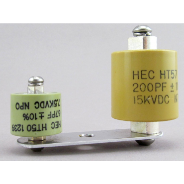 Butternut 290-07 Capacitor assembly 80/40m