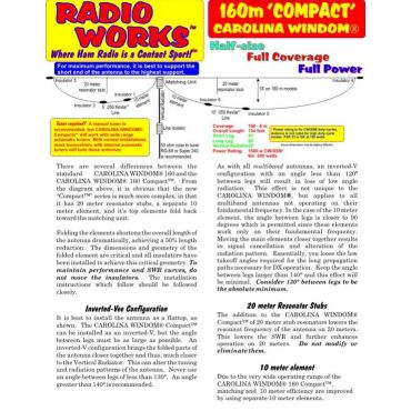 Radio Works CW-COMPACT-160