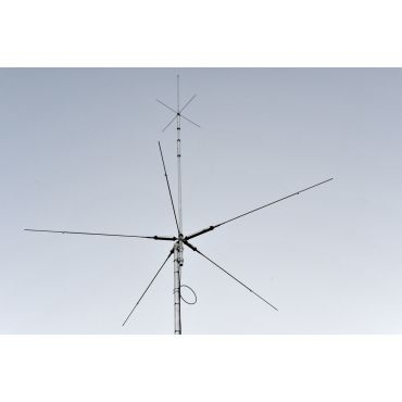 Diamond CP-5HS 5 Band Vertical Antenna B Grade Model