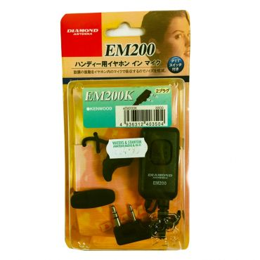DIAMOND EM-200K Eartalker for Kenwood