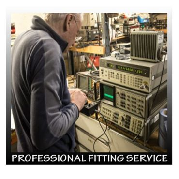 Professional Plug/Connector Fitting service - per connector