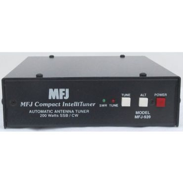 MFJ-939K PLUG,PLAY,200W AUTOTUNER, HF WITH / CABLE, KENWOOD