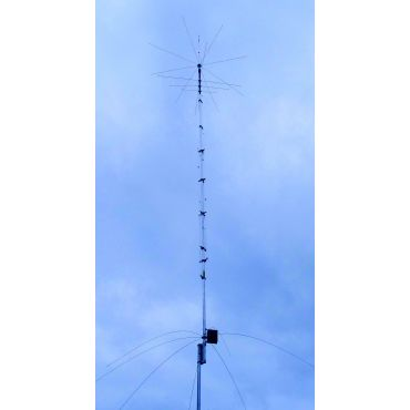 Hy-Gain AV-680 HF Vertical Antenna