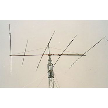 Hy-Gain TH-5MK2 triband HF Yagi Antenna 5.8m long