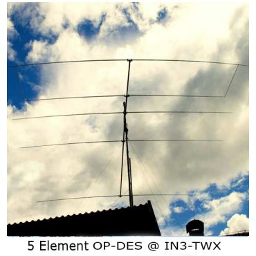 INNOV 20m 5 Element Yagi (OP-DES)