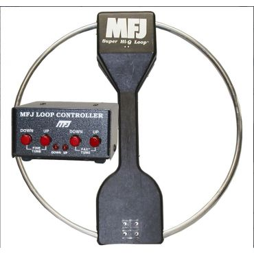 MFJ-1782X - 30m - 10m Magnetic Loop