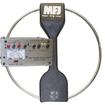MFJ-1786X SUPER HI-Q LOOP, 36~ DIAMETER, 10-30 MHZ, 220VAC
