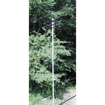 MFJ-1795 ANTENNA, APARTMENT, PORTABLE, HF 10/15/20/40m