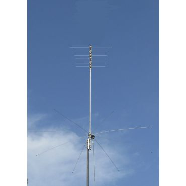 MFJ-1797LP  Low Profile Vertical (10m-40m)