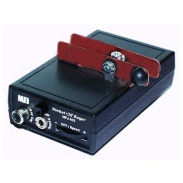MFJ-403 - Micro CW Keyer no Paddle