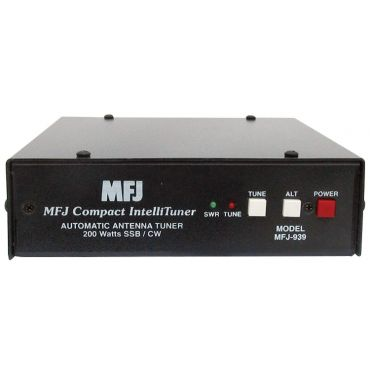MFJ-939 I PLUG,PLAY,200W AUTOTUNER, HF,WITH /CABLE,ICOM