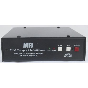 MFJ-939A PLUG,PLAY,200W AUTOTUNER, HF,WITH / CABLE, ALINCO