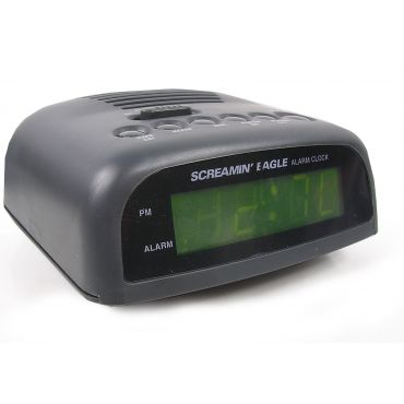MFJ-116DC 12 hour clock with 10 minute ID timer