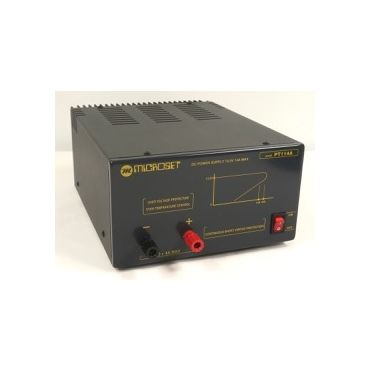 Microset PT-114A   10 Amp Power Supply