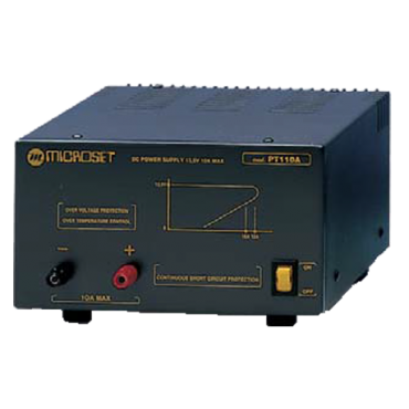 Microset PT-107A  - 7 Amp Power Supply