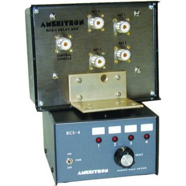 Ameritron RCS-4X - 4-way Co-ax Switch
