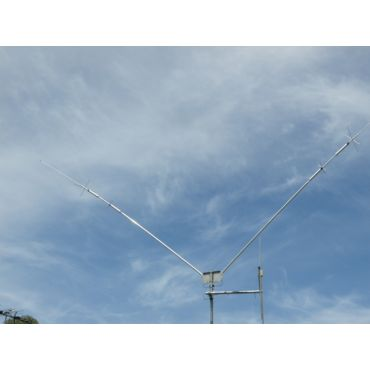 Diamond HFV-8040 Dual Band V Type Dipole