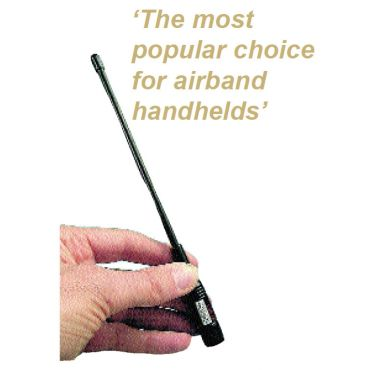 Watson W-901 Airband Antenna (BNC Fitting)