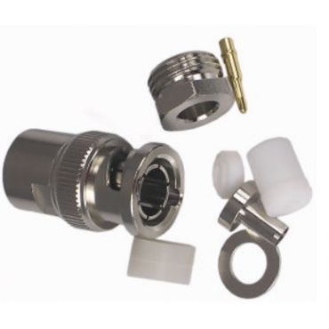 BNC Compression Plug for RG-58 Cable