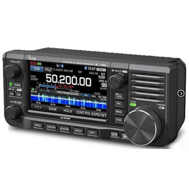 ICOM IC-705 All Mode 10W Transceiver 160m-70cm (Deposit)