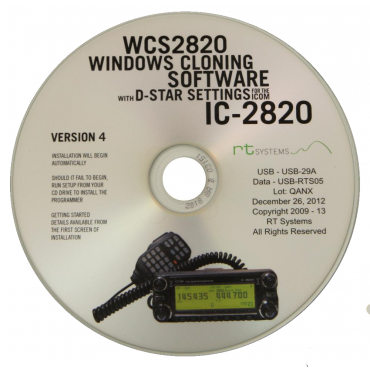 RT Systems WCS-2820