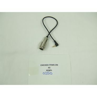 HEIL HSTA-CELL HEIL INTERFACE CABLE - Ex Demo